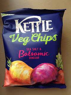 kettle veg chips balsamic vinegar