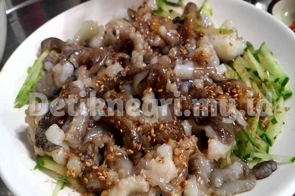 Hidangan Spesial Khas Busan Korea