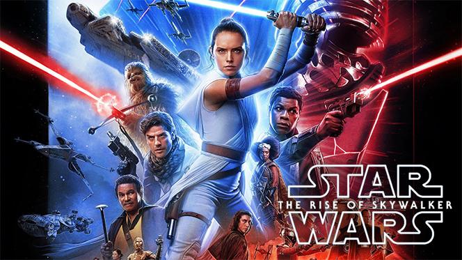Star Wars: El ascenso de Skywalker (2019) Web-DL 1080p Latino-Ingles