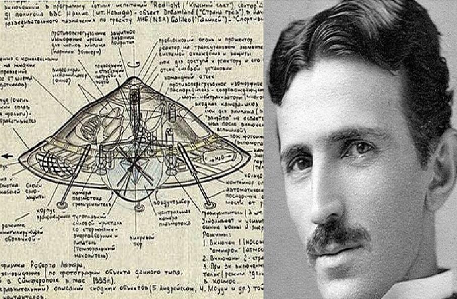 Nikola Tesla, Invention