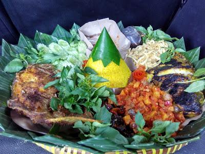 Catering Nasi Tumpeng Cilegon Anyer Serang