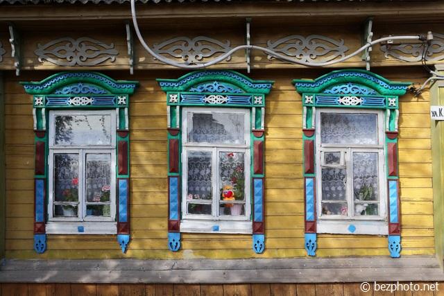 мышкин деревянные дома