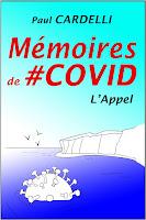 mémoires de #covid Paul Cardelli Les éditions du Trèfle Noir