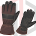 Assembly gloves lined in grain leather