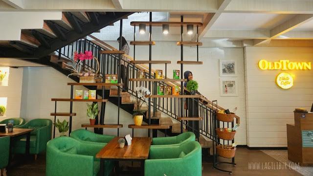 Oldtown White Coffee Cafe Simanjuntak