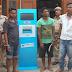 Perompak bodoh tak kenal mesin ATM, tersilap larikan pencetak buku bank