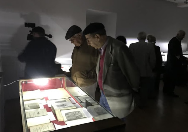 Exhibition devoted to Skanderbeg in Korça, high interest by citizens