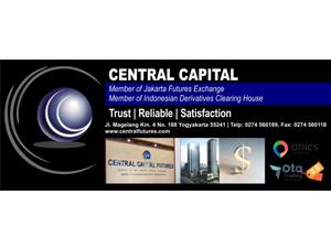 Loker Surakarta Bulan Februari 2020 - PT. Central Capital
