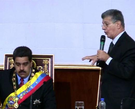 Te explicamos las 2 medidas constitucionales que podría tomar la AN contra Maduro