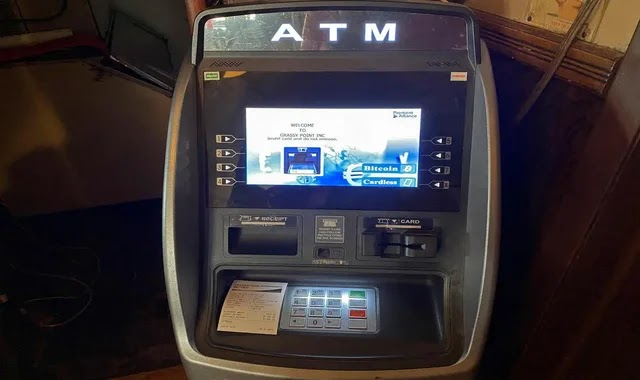 Bitcoin ATMs are quite popular