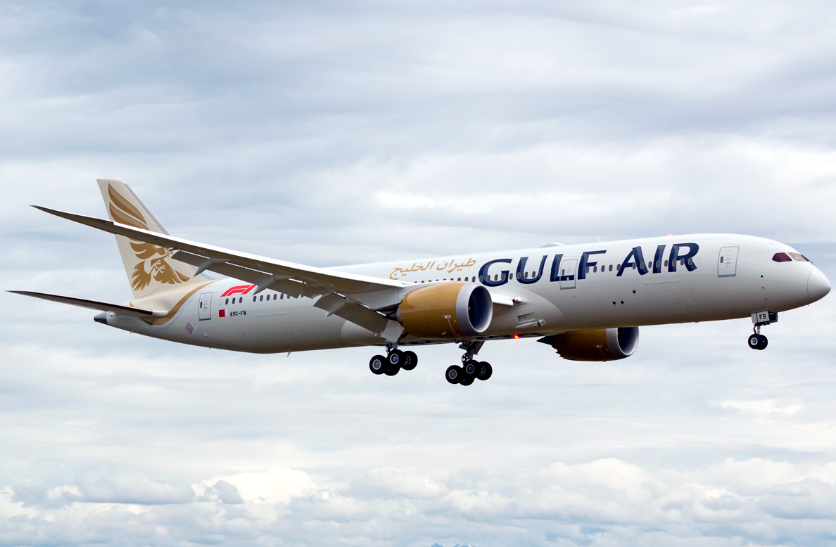 Gulf Air Boeing 787-9 Dreamliner October 2019 Delivery