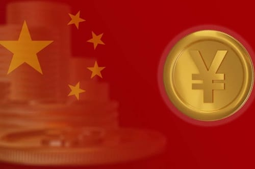 The Chinese central bank is calling for the introduction of the digital yuan