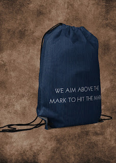Free Drawstring Backpack Sample