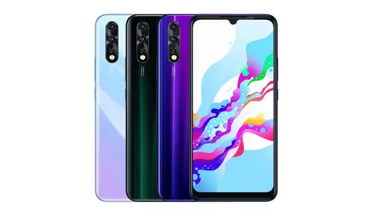 Vivo Z5 with SD 712 Launched