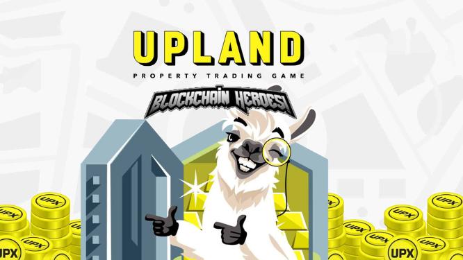 Upland: Tựa game kiếm tiền miễn phí từ bất động sản ảo