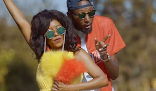 VIDEO | | Deejay Pius & Lady Jaydee ~MANAWE|[official mp4 video]