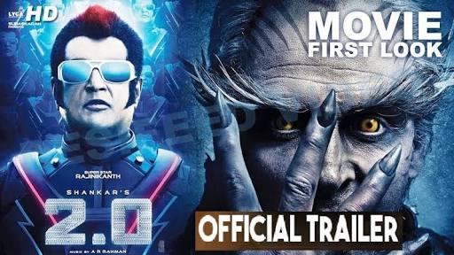 Robot 2o Teaser Leaked Download Hindi