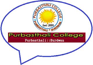 Purbasthali College, Parulia, Burdwan - 713513, West Bengal