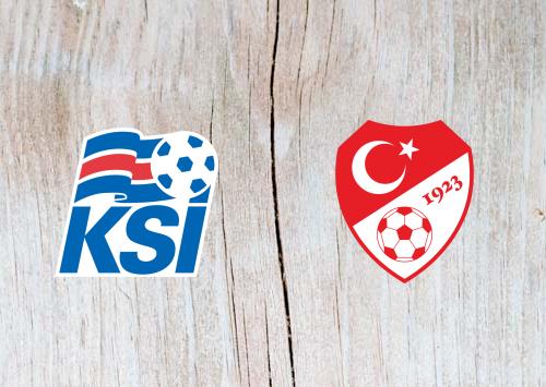 Iceland vs Turkey - Highlights 11 June 2019