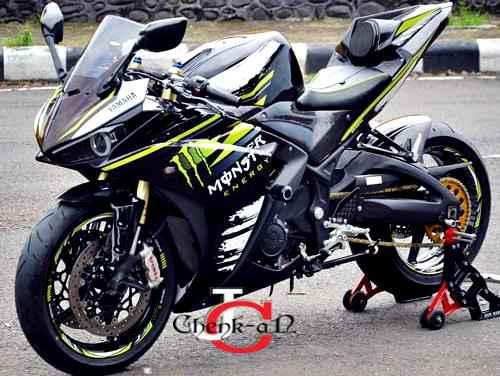 Motor Yamaha YZF R25