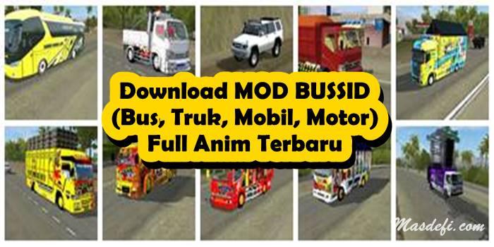 download mod bussid full animasi terbaru