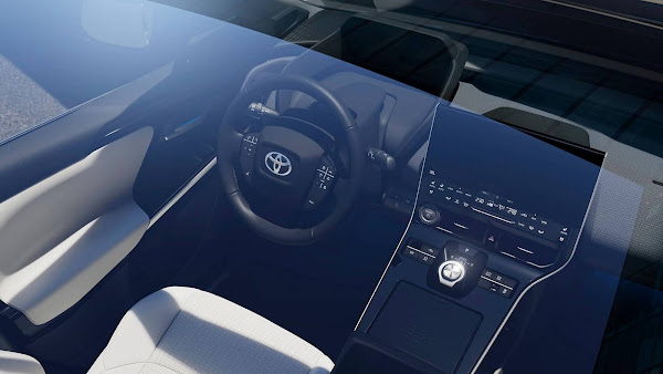 Toyota bZ4X SUV elétrico