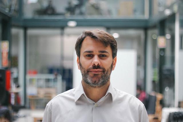 Francisco Rodríguez starup charlas tejeRedes