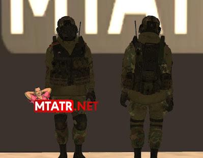 MTA SA Advanced Warfare Soldier