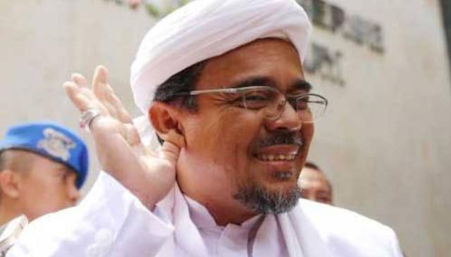 Habib Rizieq Shihab Belum Akan Pulang, Masih Ada 3 Kasus yang Belum Di SP3