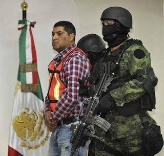 capo de drogue mexicain arreté