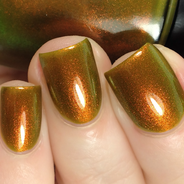 Ethereal Lacquer-Burnout