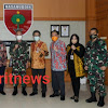 Pangdam Hasanuddin Terima Audensi Kakanwil BNI Makassar