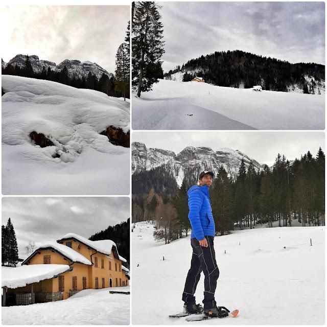 escursioni passeggiate invernali altopiano di asiago
