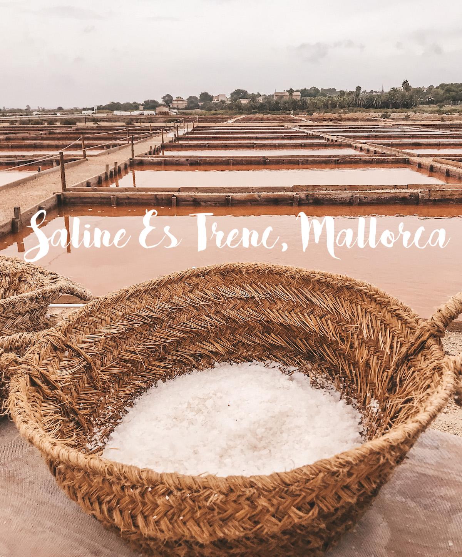 Sehenswerte Orte Mallorca Dörfer Städte Traveldiary Reisetipps Empfehlung Travelblog Saline Es Trenc Flor de Sal Salz Salinen
