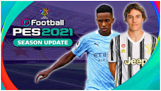 Download PES 2021 PPSSPP Update 2K Hairs Best Graphics Chelito V8.1 & New Latest Transfer