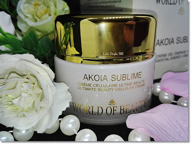 akoia sublime cream world of beauty