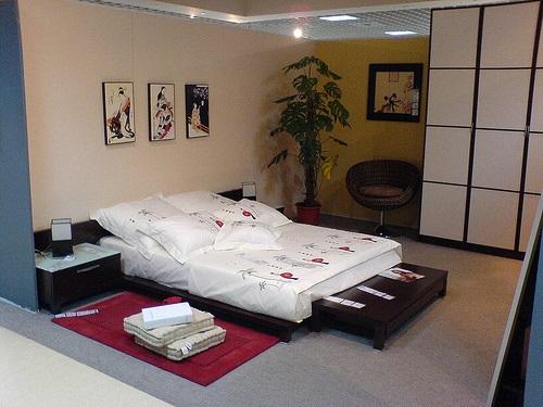 Kamar Tidur Ala Jepang