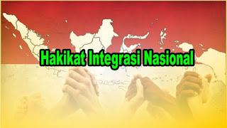 Dinamika Integrasi Nasional