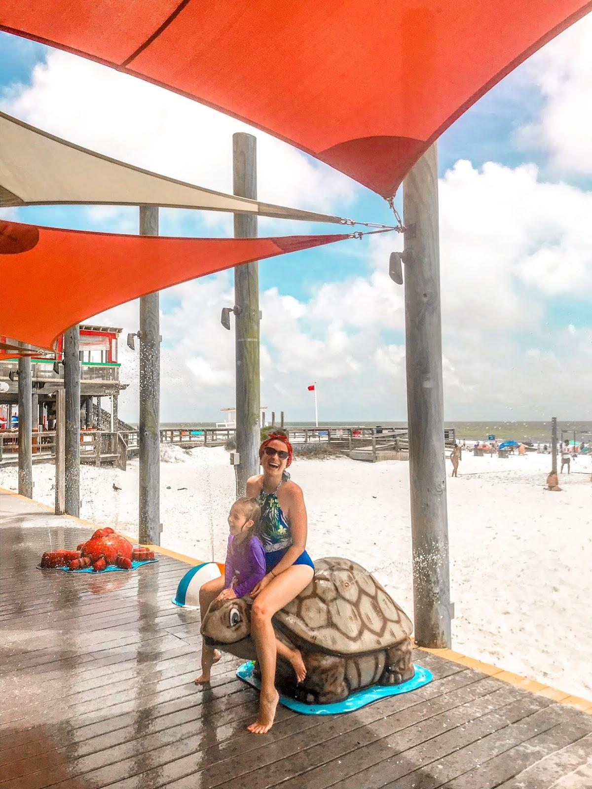 Al's Beach Club Splash Pad