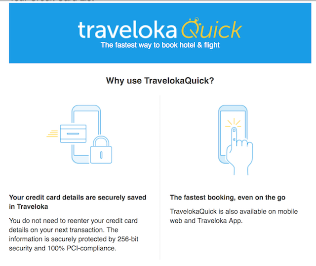 TRAVELOKA Quick