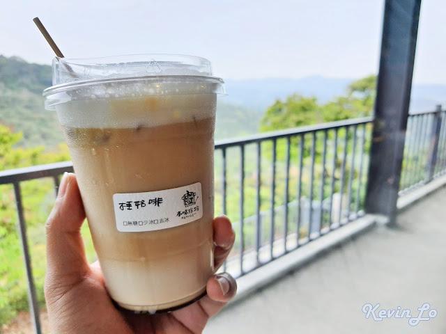 【台南東山】仙湖休閒農場_桂奶啡