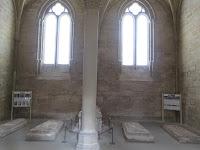 Sala Capitular Monasterio de Cañas