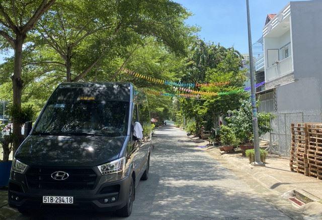 khu dân cư Phú Mỹ Phạm Hữu Lầu, đất nền tái định cư Phú Mỹ