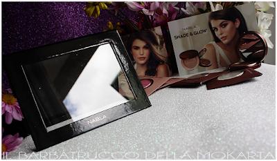BLOSSOM BLUSH  SHADE & GLOW Nabla Cosmetics