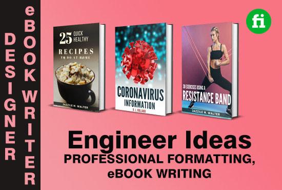 Design ebook, ebook formatting,write ebook and ebook covers - #bookstagram #kindle #ebookmurah