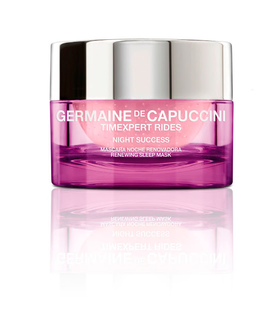 Sleeping mask night success germaine de capuccini