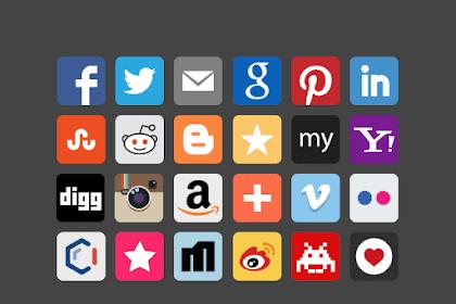 Caranya agar tombol berbagi Addthis tidak terlalu memberatkan loading template blog