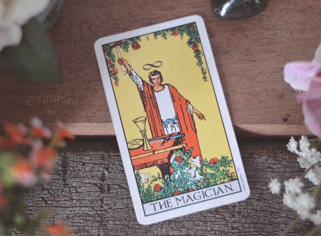 Significado da carta 1 - O Mago - Tarot