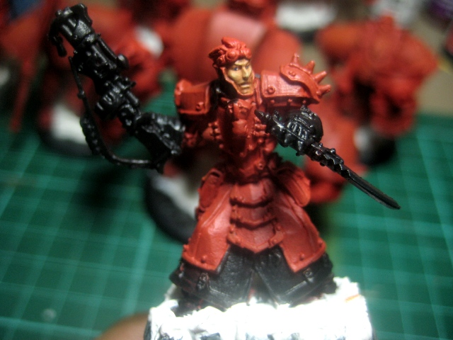 Warmachine Hordes WIP photo