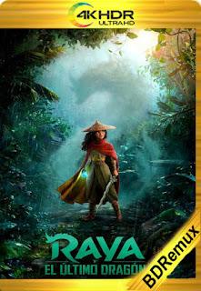 Raya y el último dragón (2021) [4K REMUX] [Latino-Inglés] [LaPipiotaHD]